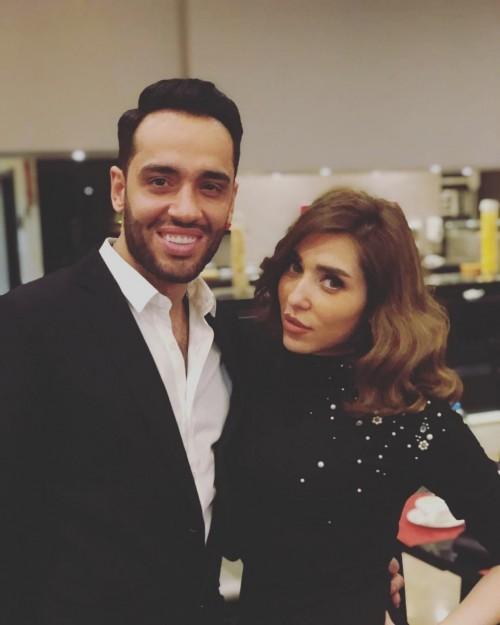 رامي جمال يطلب من جمهوره الدعاء لزوجته