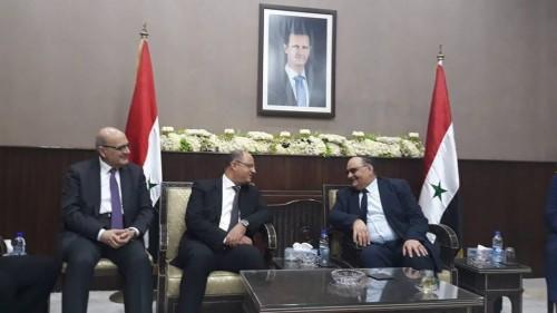 اللقيس: سوريا كانت إلى جانب لبنان في أصعب الظروف
