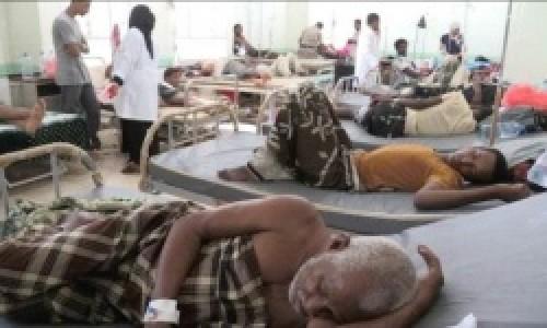 وفاة 12 وإصابة 39 بالكوليرا في لحج خلال 3 شهور (تفاصيل)