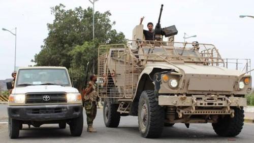 الحزام الأمني يقتلع جذور الإرهاب في أبين (فيديوجراف)