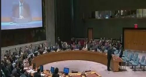 اجتماع لمجلس الأمن الدولي حول ليبيا غدا الأربعاء