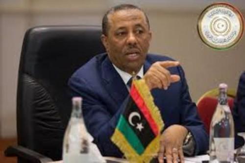 الحكومة الليبية: تحركنا لتوحيد البلاد وليس لدينا نية للاستيلاء على السلطة