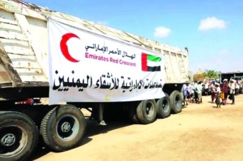جهود الإمارات والسعودية لإغاثة اليمن.. عن الخير الذي لا ينضب