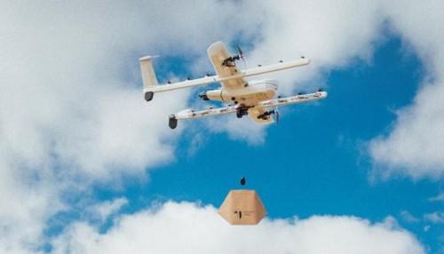 طائرات بدون طيار لخدمة توصيل الطلبات للمنازل بأستراليا