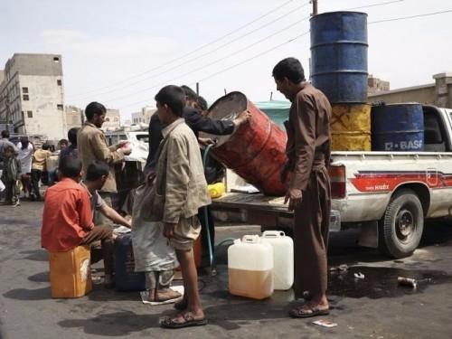 الحوثيون يفتعلون أزمة وقود خانقة في صنعاء والأسعار تصل لمستويات خيالية (خاص)