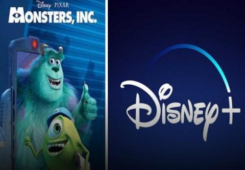 """شركة ديزني تحول فيلمها الشهير """"Monsters. Inc"""" لمسلسل (تفاصيل)"""