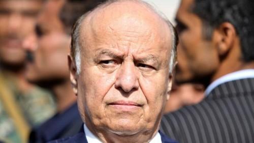 """""""المجلس المفخخ"""" ينفجر في وجه هادي.. صراعات البرلمان تُسقط شرعية الرئيس"""