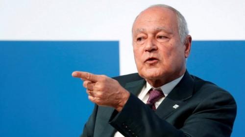أبو الغيط: إسرائيل  تمحو القضية الفلسطينية من الوجود بخطة ممنهجة
