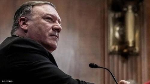 """""""بومبيو"""": الرئيس الأمريكي سيواصل الضغط على إيران حتى يتغير سلوكها"""
