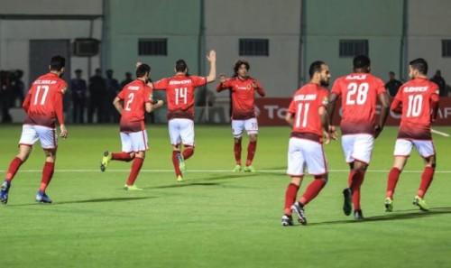الأهلي ضد مصر المقاصة.. أزارو يعود للتسجيل