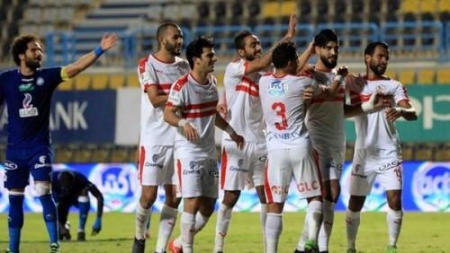 بث مباشر.. مباراة الزمالك والمصري بالدوري الممتاز اليوم الخميس