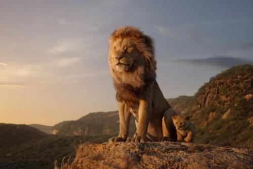إعلان The Lion King يقترب من 10 ملايين مشاهدة في أقل من يوم