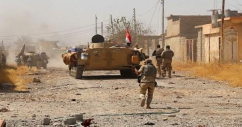العراق.. مقتل 12 داعشيًا خلال عملية تلال حمرين