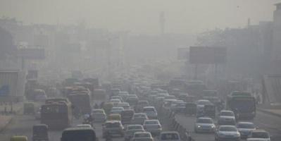 دراسة حديثة: التلوث المروري يتسبب في إصابة 4 ملايين بالربو سنويا