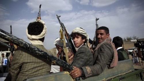 مليشيا الحوثي تطلق قذائف على بعض قرى العود