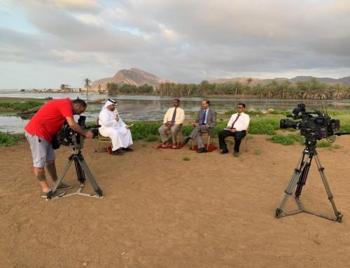 أطراف بسقطرى تحاول منع البث المباشر لبرنامج اليمن في أسبوع