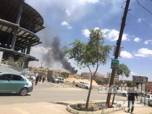 انفجار سعوان.. مليشيا الحوثي تفشل في إخفاء معالم جريمتها (ملف)