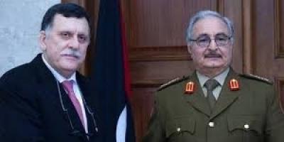 صحفي: على حفتر أن ينجز عمله.. والسراج لن يقاوم جيش ليبيا