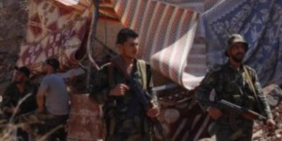 الجيش السوري ينفذ قصف مسلح على جبهة النصرة