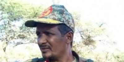"""قائد قوات """" الدعم السريع """" بالسودان يعتذر عن المشاركة بالمجلس الانتقالي"""