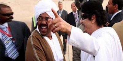 """على خطى """" القذافي """".. البشير يصف متظاهري السودان بالفئران (فيديو)"""