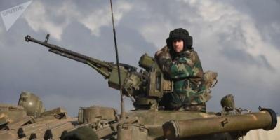 سوريا.. الدفاعات الجوية تتصدى لصواريخ إسرائيلية