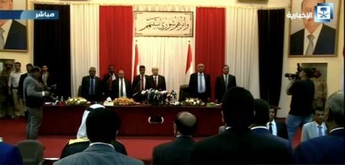 هادي: جهود الحكومة اليمنية تحتاج إلى مراجعة