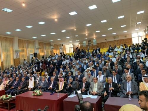 البركاني: البرلمان اليمني سيواصل جلساته غدًا الأحد بسيئون