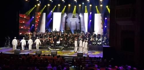 حفل كبير في ماليزيا يشهد مقطوعات موسيقية من اللون الحضرمي