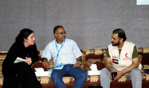 مفوضية شؤون اللاجئين تشيد بالمساعدات الإماراتية المتنوعة لليمن