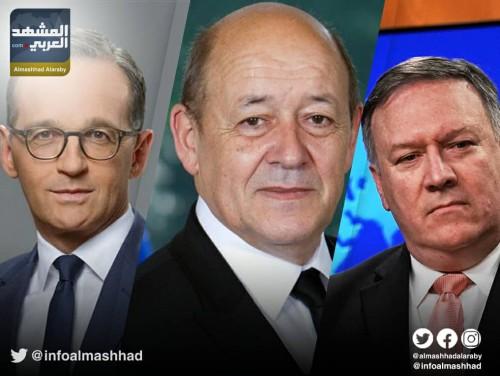 الضغط الدبلوماسي الدولي يؤشر لمرحلة جديدة من الأزمة اليمنية