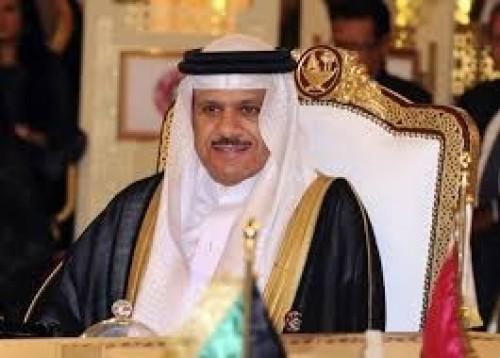 أمين عام مجلس التعاون الخليجي يعلق على انعقاد البرلمان اليمني