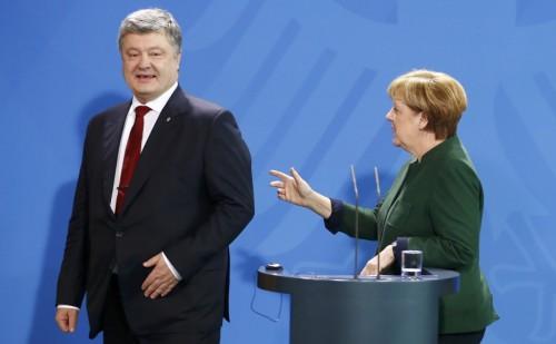 ألمانيا وأوكرانيا تكشفان عن خلاف بينهما بهذا الشأن