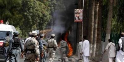 مقتل 7 أطفال وإصابة آخرين في انفجار قذيفة هاون بأفغانستان