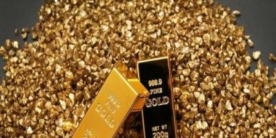 الذهب يهبط لأدنى مستوى ليسجل هذا الرقم