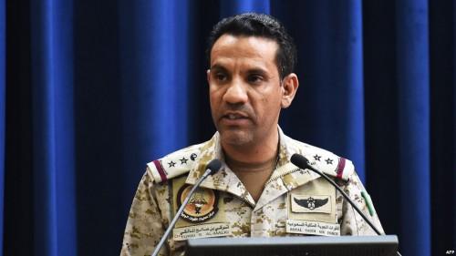 عاجل ..التحالف العربي: الميليشيات الحوثية ارتكبت 3364 خرقا منذ اتفاق ستوكهولم