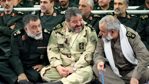 تعرف على خسائر الحرس الثوري الإيراني بعد تصنيفه إرهابيًا