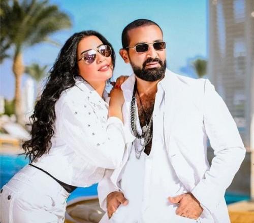 """بالفيديو.. ريهام سعيد معلقة على طلاق أحمد سعد وسمية الخشاب :""""الأذية آخرتها أذية"""""""