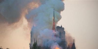 تقرير أمريكي يحذر من حادث كاتدرائية نوتردام قبل وقوعه بشهر