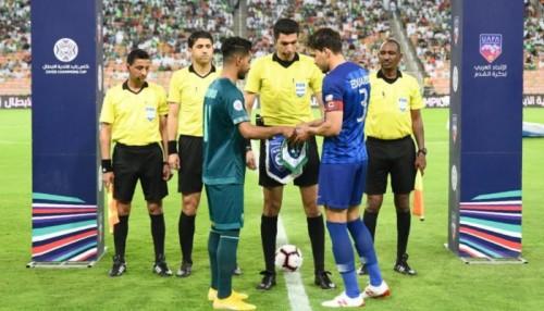 تركي آل الشيخ يشيد بحكم مباراة الأهلي والهلال