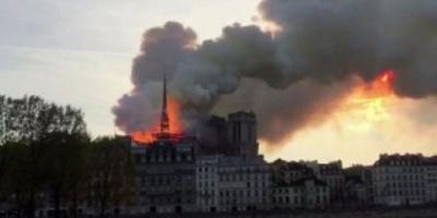 رئيس مجلس الشيوخ الفرنسي يقترح مبادرة وطنية لإعادة بناء نوتردام
