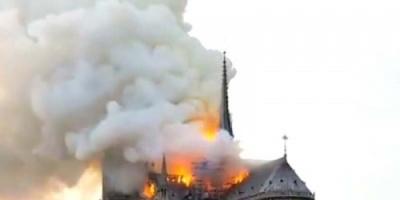 المتحدث باسم نوتردام: لن يبقى شيء من الكاتدرائية مع انطفاء الحريق