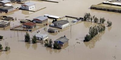 الهلال الأحمر: 76 قتيلًا حصيلة فيضانات إيران منذ مارس