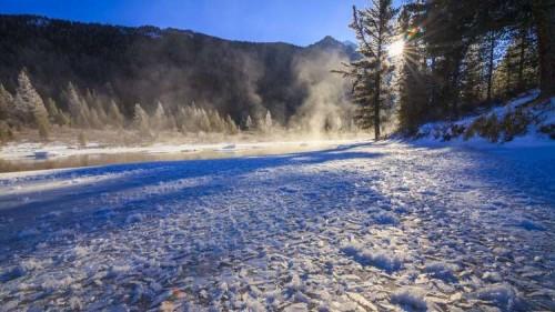 ذوبان جليد سيبيريا سيؤدي إلى إنتشار أمراض قديمة كارثية