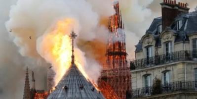 """وزير الثقافة الفرنسي: الدولة ستتحمل حصتها في ترميم """" نوتردام """""""