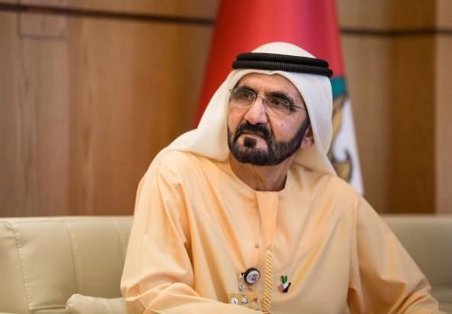 """حاكم دبي يوجه بتنظيم النسخة الثالثة من برنامج """"محمد بن راشد للطلبة المتميزين"""""""