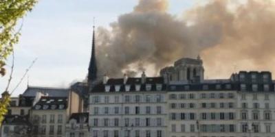 """فرنسا: سنعيد بناء كاتدرائية """"نوتردام"""" التاريخية"""