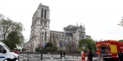 الثقافة الفرنسية: نقل النفائس والأعمال الفنية من كاتدرائية نوتردام لمتحف اللوفر