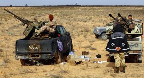 ليبيا.. قتيلان و8 جرحى إثر استهداف المجمع الطبي بصواريخ في أبو سليم