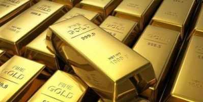 الذهب يهبط لأدنى مستوياته خلال 2019